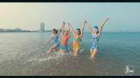 这群美女在海滩上居然都不露脸 710