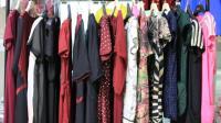 阿邦服装批发-夏装时尚女款大版连衣裙走份30件一份16元一件--662期