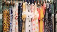 阿邦服装批发-夏装时尚新款连衣裙25件起批--663期