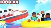 小飞象✘乐高小游戏✘全民暑假水上乐园模拟器挑战闯关Free Roblox