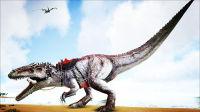 【虾米解说】方舟生存进化:灭绝EP43,战力强大的精英南巨!