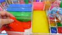 结合颜色粘土粘贴案例太空沙颜色闪光泥玩具和蛇电动动力砂天使沙 【 俊和他的玩具们