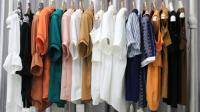 阿邦服装批发-时尚夏装新款小衫上衣25件起批--668期
