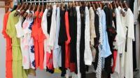 阿邦服装批发-时尚夏款女装小衫走份30件一份11元一件--672