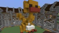 【我的世界中国版】Hypixel速建初体验, 奇葩小船获得第三! Minecraft小格解说#认真一夏#