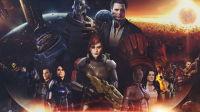 《质量效应3》结局所有队员完整CG - 作者 ladyxinsanity