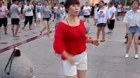 辣妈广场舞, 大红的衣服穿起来