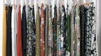 阿邦服装批发-夏装时尚新款女裤20件起批--687期
