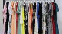 阿邦服装批发-时尚品牌连衣裙走份30件一份--683期