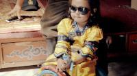 蒙古娃娃太任性 5岁就要学骑马 73