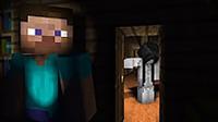 魔哒解说  我的世界minecraft 海绵宝宝奇遇记EP59 恐怖解密地图森林小屋 上篇
