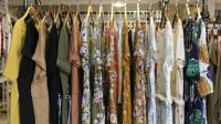 阿邦服装批发-时尚夏款棉麻面料大版衫20件起批--694期