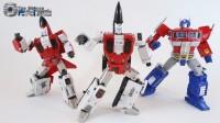 【红老弟转载】chosen prime变形金刚评测 Zeta Toys大无畏空袭