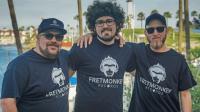 FRETMONKEY - Behind the Scenes - The Southern Monkeys go to California
