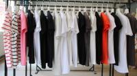 阿邦女装批发-夏款时尚男装T恤30件起批--696期
