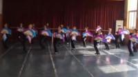 杭州艺术学校-胶州秧歌组合
