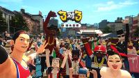 PS4版《3on3街头篮球》FreeStyle正统续作 黑胖 姚明都有! 超多令你感动的技能!