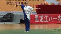 2006年全国传统武术交流大赛 女子器械 008 女子C组九节鞭
