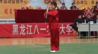 2006年全国传统武术交流大赛 女子器械 010 女子C组双节棍