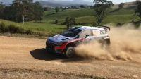 2016 WRC澳大利亚站第一天亮点集锦