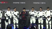 CJ首日周杰伦惊现上海, 玩转电竞娱乐跨界为耳机代言
