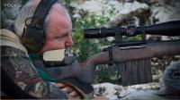 狙击步枪4.549km史诗射击,子弹足足飞行10多秒