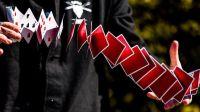 【曹大齐】魔术教学-重制版赌神拉牌教学