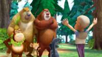 熊熊乐园 熊出没 夺宝历险 第二集 熊大 熊二 光头强 闯关 亲子 第一季 陌上千雨