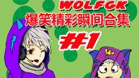 wolfGK-笑到抽风的精彩瞬间合集#1 单机游戏娱乐实况