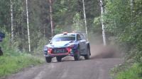 WRC芬兰拉力赛2017年 满满的战斗力