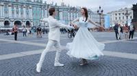 《旅途的花樣》俄羅斯超帥的芭蕾王子朱利安! 和金晨站一起滿滿的cp感