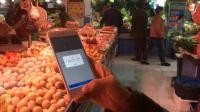 台湾人在大陆, 上海买菜用支付宝微信支付很先进, 大陆生活太方便了