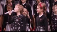[中文十级]中意双语字幕-《同一首歌 same song》Antoniano小合唱团