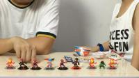 新奇玩具第46期: 漫威超级英雄系列奇趣蛋