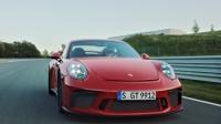 新款 911 GT3,生于赛道
