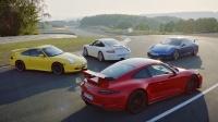 新款 911 GT3,赛道基因永不磨灭