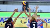 2017世界女排大奖赛南京总决赛塞尔维亚vs美国比赛录像