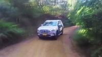 中大型SUV 上汽大通D90丛林极限试驾