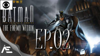《蝙蝠侠:内敌》第一章-第二期 无解说剧情电影