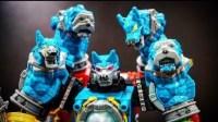 【铁骑转载】アニトイ大作戦 ☆ anitoy 食玩 地狱三头犬 宇宙战队球连者