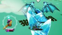 【逍遥小枫】无伤耗血流, 决战大冰龙 ! | 猫咪斗恶龙(Cat Quest)#4