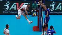 2018男排世锦赛亚洲区资格赛A组哈萨克斯坦vs卡塔尔比赛录像