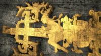 玛雅神庙发现古代飞行器
