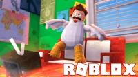 「Roblox新版自然灾害模拟器」乐高大战巨型机器人! 新地图爆笑探险! 小格解说
