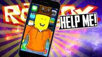 「新iphone7逃生模拟器」Roblox炫酷手机游戏历险! 乐高神庙逃亡愤怒的小鸟闯关! 小格解说
