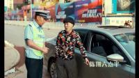 搞笑视频: 这车祸出的好喜剧, 车主都不敢说话了