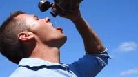 户外生存没水喝怎么办? 教你一招就有喝不完的干净水