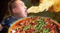 【剁椒鱼头】吃了自带喷火特效的湘菜馆子,辣的眼泪口水鼻涕一起流!@吃货请闭眼