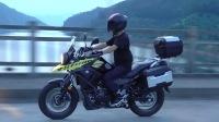 骑士网17年第14集:豪爵铃木DL250多功能旅行车, 骑士网呆子测评