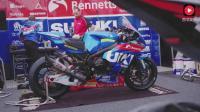 迈克尔·邓洛普斩获2017年曼岛TT冠军, 铃木赛车